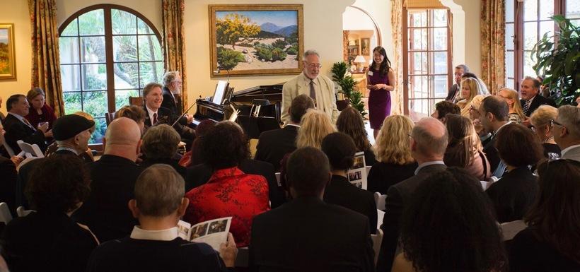 Annual Spring Gala with Mayor Riordan, Saturday, May 26, 2018